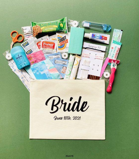 kit de urgenta de nunta